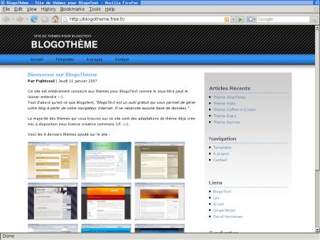 BlogoThème